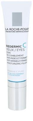 La Roche-Posay Redermic [C] околоочен крем против бръчки за чувствителна кожа на лицето